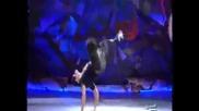 Неземния Танц На Salah! Един От Най - Добрите Попинг Танцьори В Света!