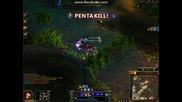 League of Legends- Darius Pentakill! [1080phd]