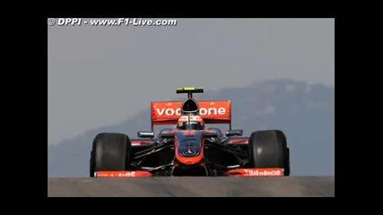 Снимки на F1 отбора Mclaren - Mercedes - 2009