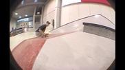 скейтар без крака