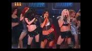 Pussycat Dolls На Живо
