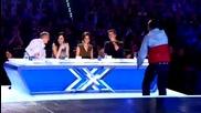 The X - Factor - Dwayne Edgar - Супер изпълнение!