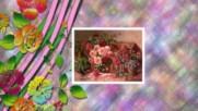 Прекрасни цветя ...(painting) ... ...