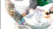Страхотни скоци във водата