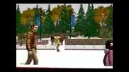 Sims - Lily Allen - Smile - Sims 2 Seasons