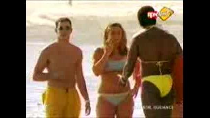 Hot Yellow Bikini