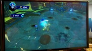 E3 2014: Sonic Boom - Sonic And Amy Gameplay