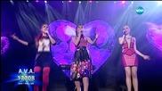 A.V.A. - X Factor Live (10.11.2015)