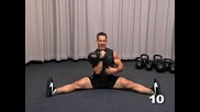 05 - Overhead Pressing - 10 - Seated Press
