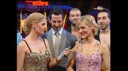 Dancing Stars - Албена Денкова и Калоян фокстрот (27.05.2014г.)