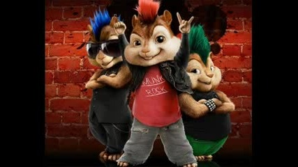 new*alvin and the chipmunks - Bad Romance