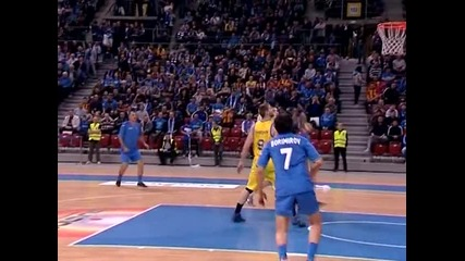 Левски направи шоу за спасението на баскетболния тим