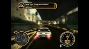 Need For Speed Most Wanted Supra - Shark Drift