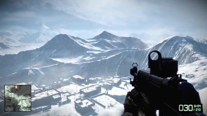 Battlefield Bad Company 2 Hard #05 - Crack the Sky
