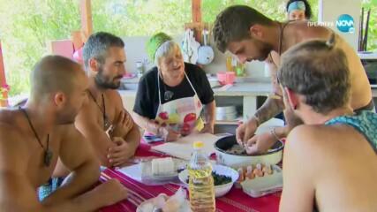 Игри на волята: България (15.10.2020) - част 2: Истинско пиршество за племето на РИБАРИТЕ