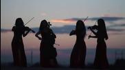 Electric string quartet Asturia - promo