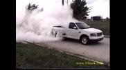 Форд Massive Burnout