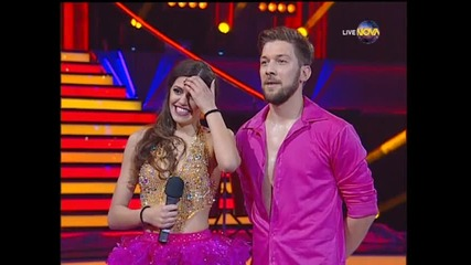 Dancing Stars - Михаела Филева и Светльо мамбо (13.05.2014г.)