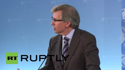 Germany: Russia and China waiting on Libya sanctions – UN special envoy