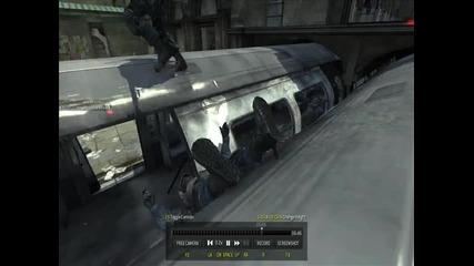 Първи gameplay на Mw3