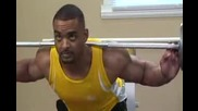 Бодибилдинг упражнения - Екстензия за гръб Vbox7