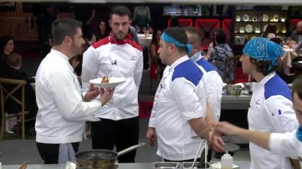 Вечерна резервация, кой отбор ще се справи по-добре - Hell`s Kitchen (03.03.2020)