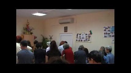 Бог заповядва , на всички човеци навсякъде , да се покаят - Пастор Фахри Тахиров
