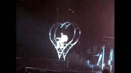 • Never Let You Go •;;my World Tour;; • Uk , Birmingham • 04.03.2011