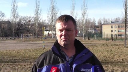 Ukraine: OSCE announce opening of forward patrol base in Gorlovka