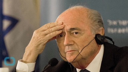 Blatter Defies Calls to Quit as FIFA Scandal Widens