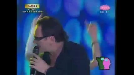 Mile Kitic - Sampanjac- Dani estrade - RTV Pink