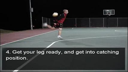 Да научим Freestyle Football ep2