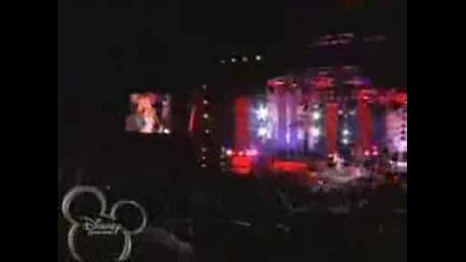 Hannah Montana - Lets Do This Official Music Video Hq