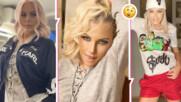 Смесени реакции: Феновете коментират новия нос на Камелия, гримьор я защити