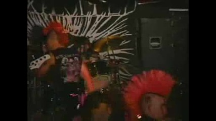 The Exploited - Rock & Roll Outlaws Sexual Favou