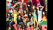(превод) Snsd - Lingua Franca @ 3rd Japanese Album ' Love & Peace '