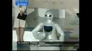 Япония - Робот Свири На Цигулка