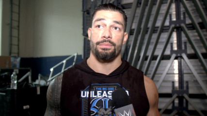 Roman Reigns wishes Elias put up more of a fight: WWE.com Exclusive, May 19, 2019