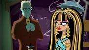 Vol 3 Monster High - Creepfast Club