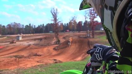 Coastin - Zion I (amazing motocross)