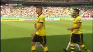 Обернойланд - Борусия Дортмунд 0:3