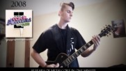 10 Years of Metalcore in One Minute