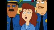 Приликата между семейство Family Guy и Simpsons