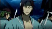 [svensubs]hakuouki Shinsengumi Kitan 10 bg sub