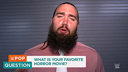 WWE Superstars reveal their favorite scary movies: WWE Pop Question