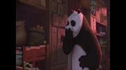 Кунг - Фу Панда (2008) Бг Аудио ( Високо Качество ) Част 9 Филм