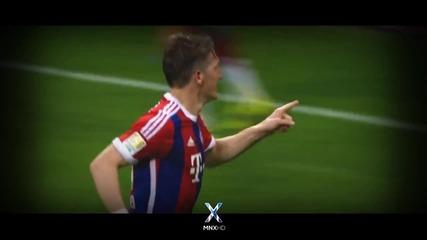 Бастиан Швайнщайгер - Добре дошъл в Манчестър Юнайтед