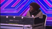 Shayden Willis sings his own music - Audition Week 1 - The X Factor Uk 2014
