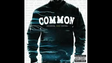 Common - What A World