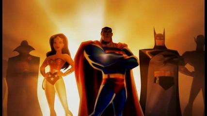 Justice League - Сезон 5 Епизод 1 Бг Суб